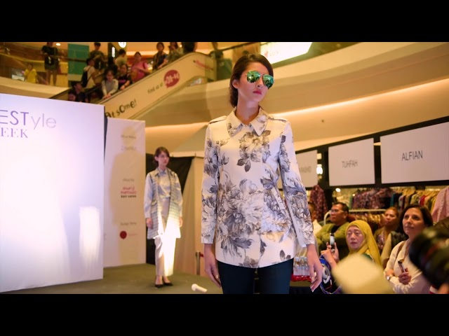 SINGAPORE FASHION WEEK 2017 -ALFIAN