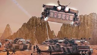 STARSHIP TROOPERS TEAM COMMAND Gameplay Trailer (2020) PC