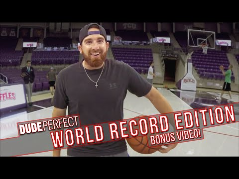 Thumbnail: Dude Perfect: World Record Edition BONUS Video