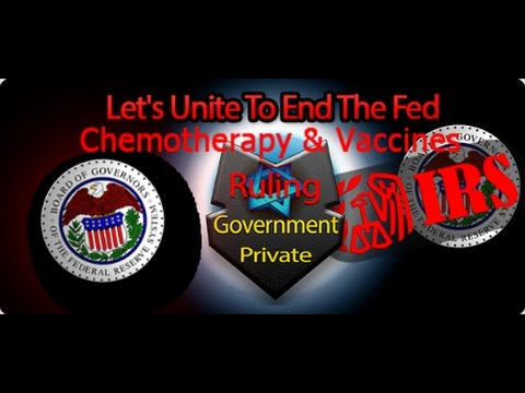 END the FED, Chemotherapy & Vaccines