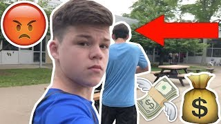 CONFRONTING THE KID THAT STOLE FROM ME!