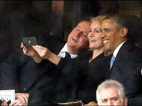 Obama Selfie !!! Trouble, Also, Barbie, Jodi selfies!