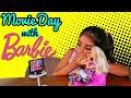 Barbie Tv set. Barbie  ile Televizyon keyfi.Çocuk eğlence programı.Gizemli oyuncak Dünyası.Paket Aç