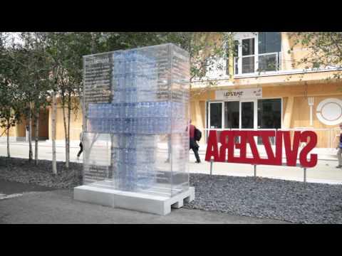 Expo Milano 2015 - La Ville de Genève au pavillon suisse