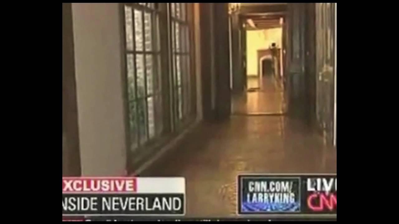 +CNN Exclusive inside Neverland home-Michael Jackson Ghost ...