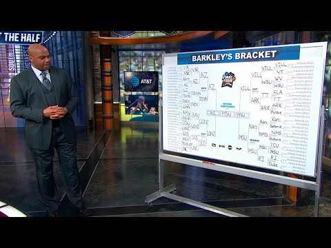 Kenny Smith questions Charles Barkley's bracket picks