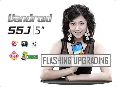 Flashing Firmware Rom Advan S5J Broadcom BCM23550 Bootloop
