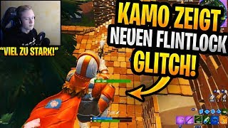 Ghost Kamo Shows New Flintlock GLITCH!😱| Harmii kills Issa in Ranked| Fortnite Highlights English