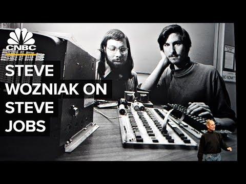 Steve Wozniak On Steve Jobs, Apple's Early Days