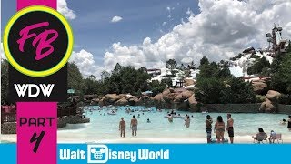 Wave Pool at Blizzard Beach | 8/12/18 pt.4