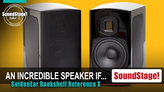 Incredible If . . . GoldenEar Technology BRX Speaker Review! (Take 2, Ep: 21)