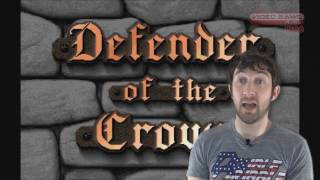 Defender of the Crown (Amiga) - Video Game Years 1986