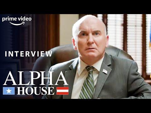 Alpha House – Interview Matt Malloy über Louis Laffer – Staffel 2 OmU | Amazon Originals