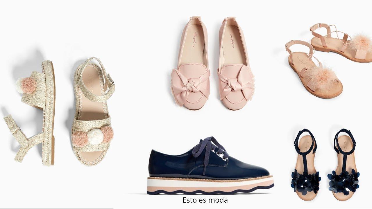 Superior maquillaje Credo  Los zapatos más bonitos para niñas | sandalias, zapatillas tendencias moda  primavera verano 2018 - YouTube