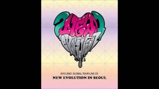 2ne1 - 01 - I Am The Best - Global Tour Live CD New Evolution In Seoul