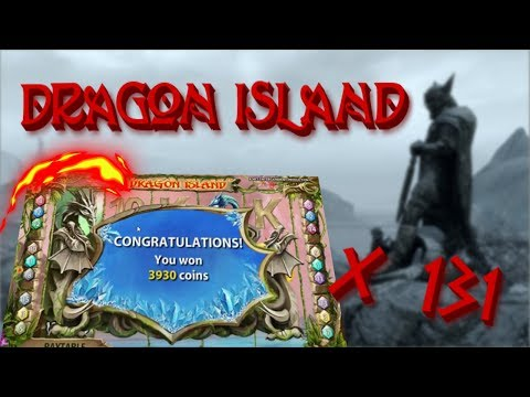 Бонус в онлайн казино, слот Dragon Kindom: выигрыш 240$