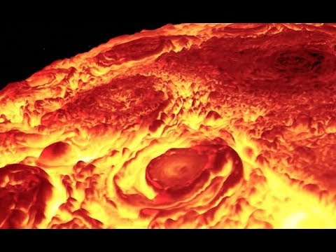 Space Weather, JUNO, Ancient Civilization? | S0 News Apr.12.2018