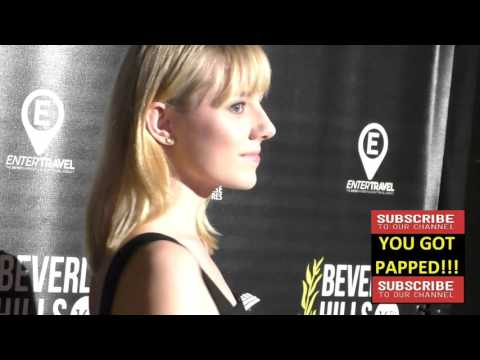 Seri DeYoung at the Beverly Hills Film Festival   Opening Night Premiere Of The Lennon Report And Ba