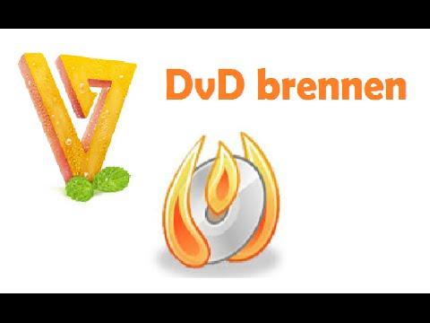 kostenlos DVD /CD brennen/kopieren/speichern [Tutorial] deutsch/ full HD