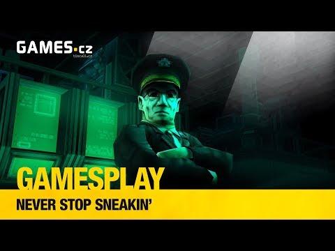 GamesPlay - Never Stop Sneakin'