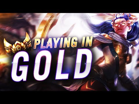 Gosu - PLAYING IN GOLD (highlights)