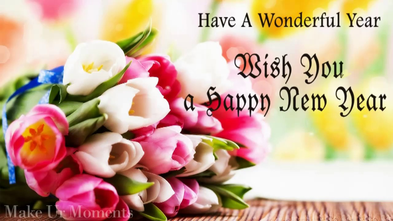 Happy new year greetings youtube happy new year greetings m4hsunfo