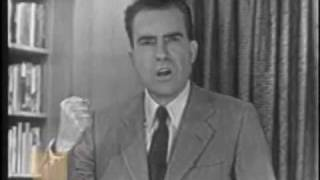 "Richard Nixon - ""Checkers"" Speech (Part 3)"