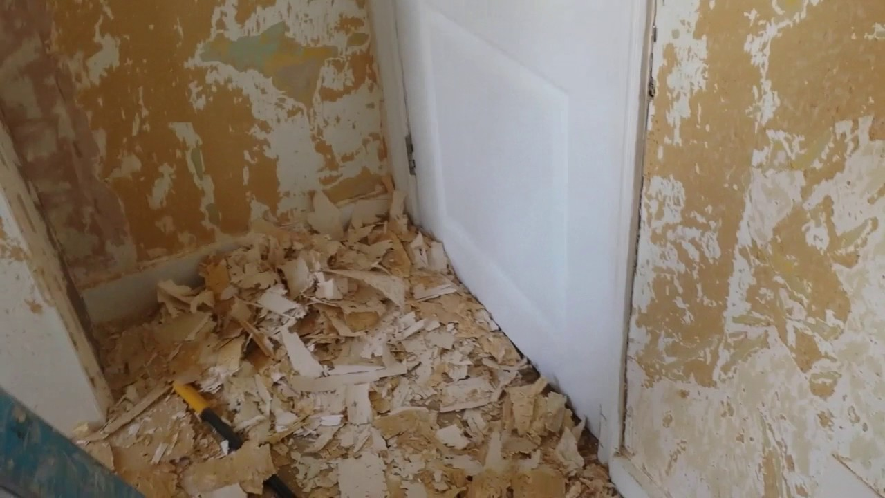 tips on how to strip woodchip