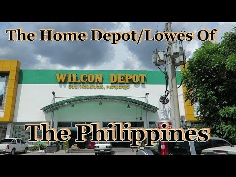 The Home Depot/Lowes Of The Philippines