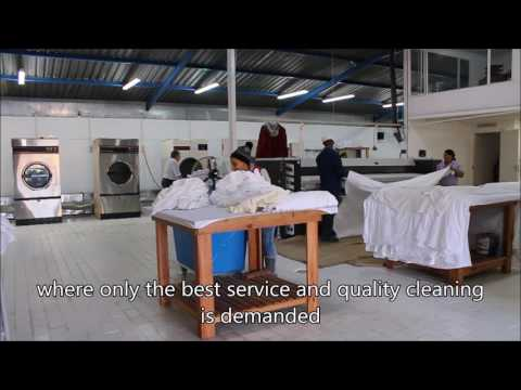 Laundry Dry Cleaning - Hospitality laundry - Guest Laundry - Laundry in George