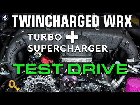 Twincharged WRX:Episode 3 – The Test Drive