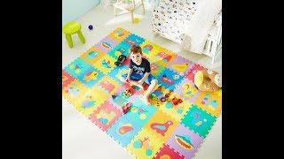 видео Развивающий коврик для детей, купить по низкой цене |