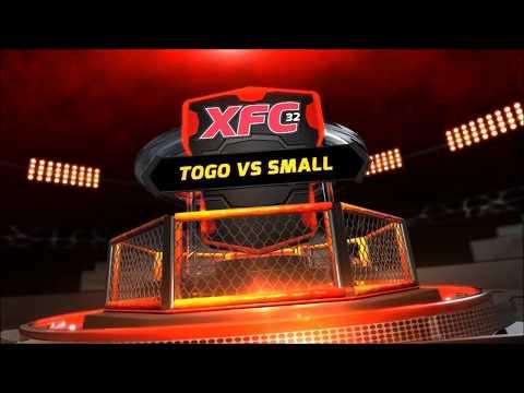 XFC32 JOSH TOGO vs JACKSON SMALL