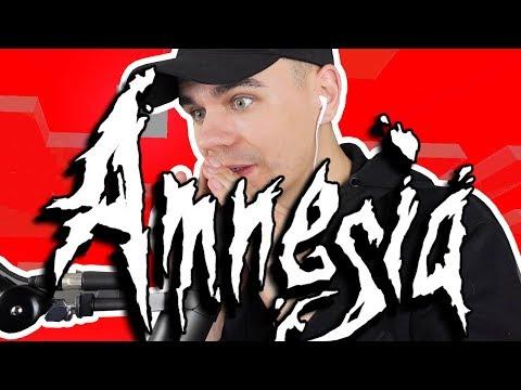 ДАЖЕ НОВЫЙ FNAF НЕ СТРАШНЕЕ ЭТОЙ ИГРЫ - Amnesia #1