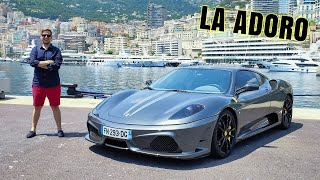 IT'S INSANE!! - Ferrari 430 Scuderia Flatout TEST DRIVE [ENG Sub]
