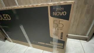 TV LG Oled C1 55P 2021