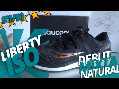 Saucony Liberty ISO: análisis a fondo y opinión