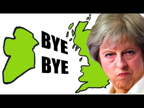 BREXIT: Say Goodbye Northern Ireland