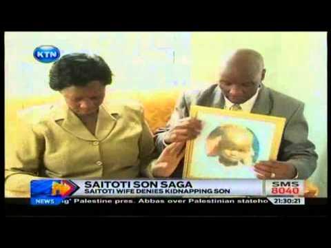 News: Saitoti family