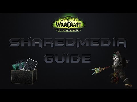 Guide to SharedMedia