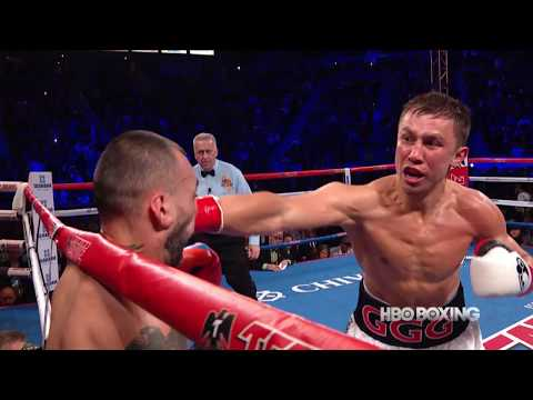 Fight highlights: Gennady Golovkin vs. Vanes Martirosyan (HBO World Championship Boxing)