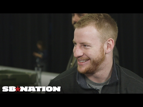 Carson Wentz on lessons from rookie season | Super Bowl 2017