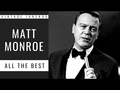 Matt Monro - ALL THE BEST  (FULL ALBUM)