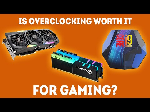 Is Overclocking Worth It? (2019) [Simple Guide]