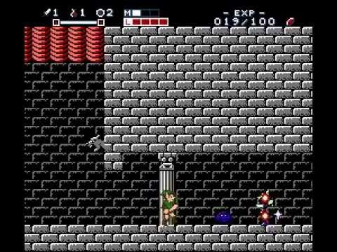 Zelda II: Leaf of Inertia (Hard Patch/No Save State) - 02 - Candle