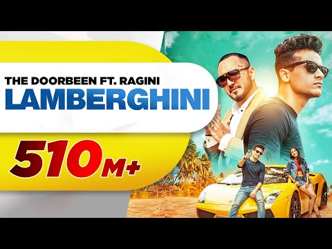 'Lamberghini' sung by The Doorbeen