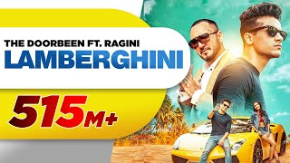 Lamberghini Full The Doorbeen Feat Ragini Latest Punjabi Song 2018 Speed Records