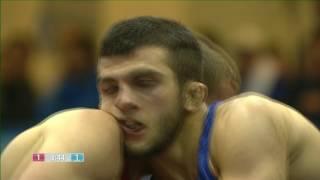 66 кг. Бронза. Максим Сурков - Ален Мирзоян