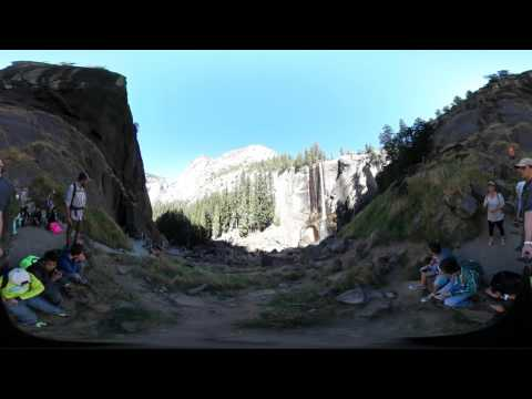 360 NatureBridge Yosemite 2016 - Calistoga Elementary School