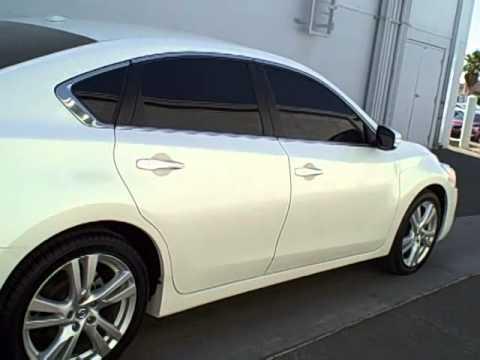Sonora Nissan Yuma Az 85364 2013 Nissan Altima Pearl White